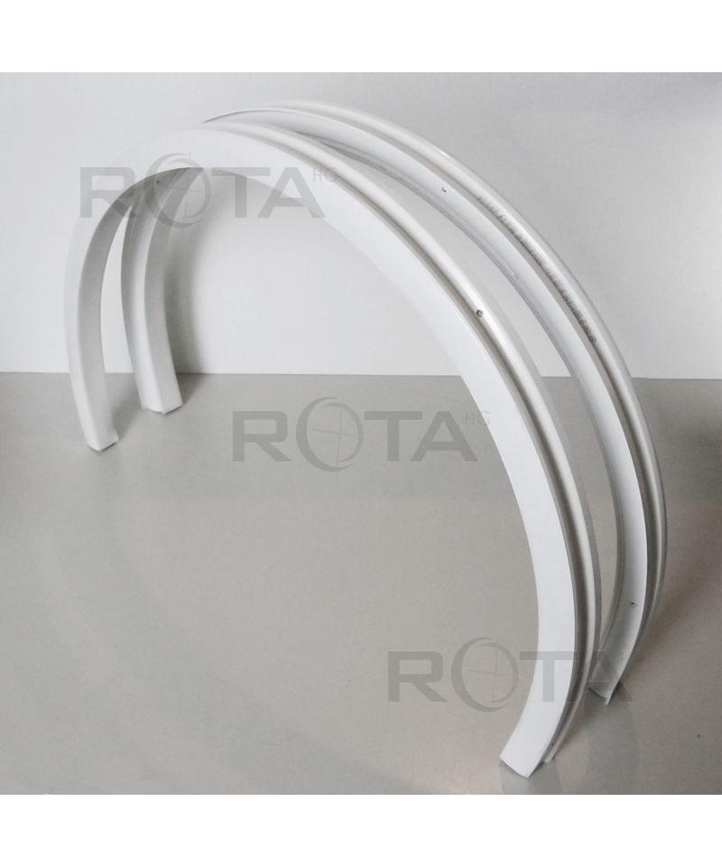Profilo isolante in pvc per le finestre rotonde semicircolari ovali - Isolante per finestre ...