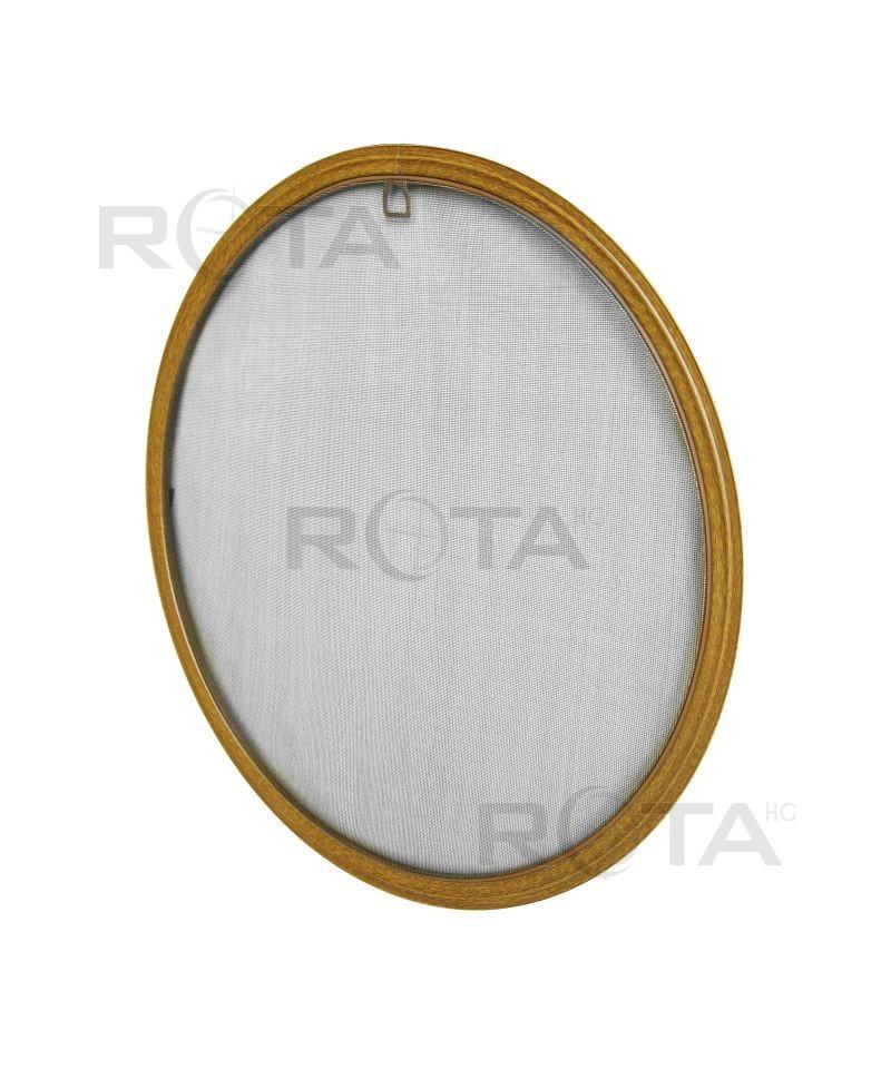 Latest zanzariera con telaio per finestra rotonda with - Finestra ovale e finestra rotonda ...