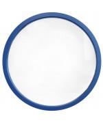 Finestra rotonda oblò fisso in PVC colore RAL
