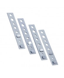 Staffe di montaggio serramenti Veka