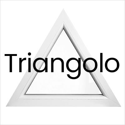 Finestre triangolo